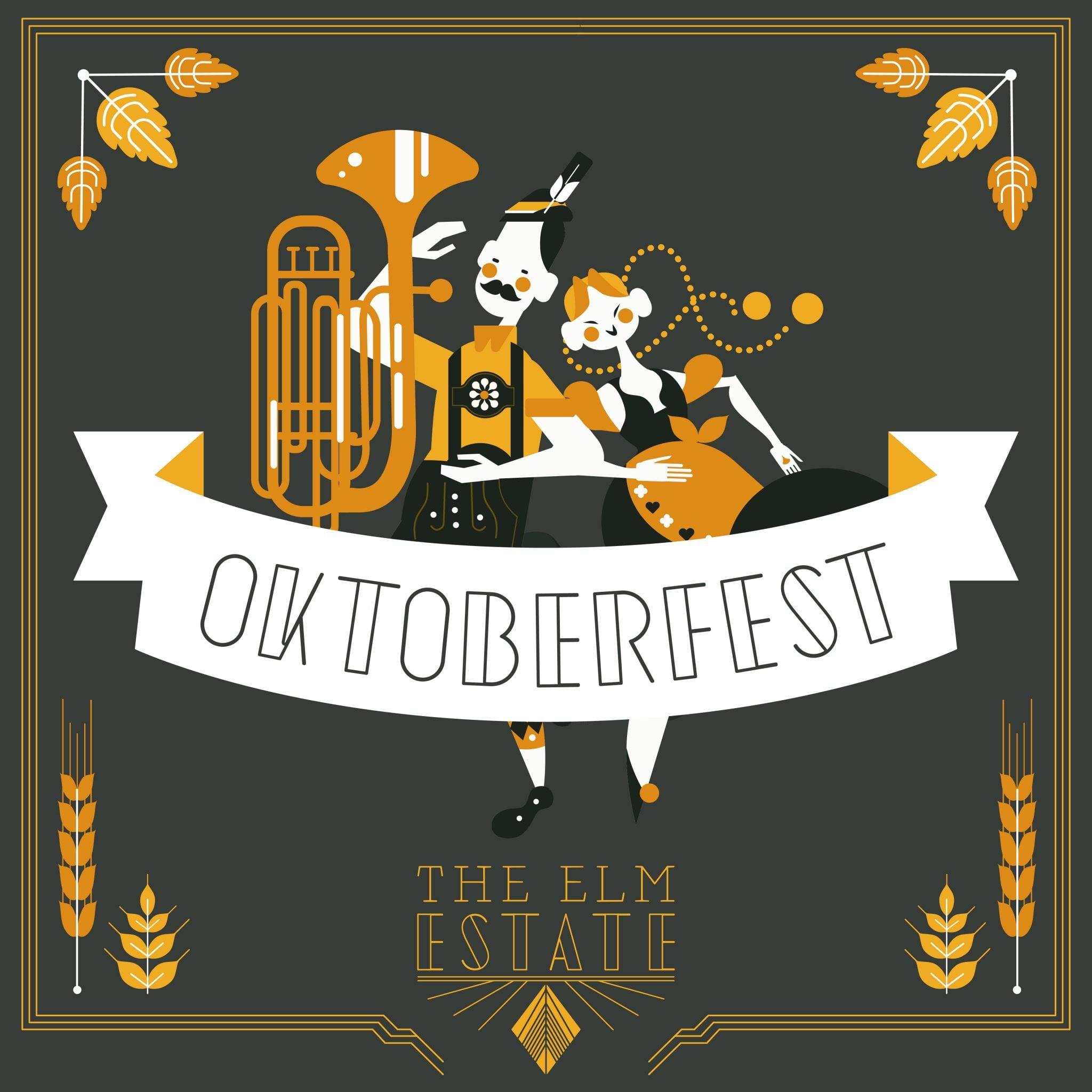 Wilkommen zu Oktoberfest. Prost!