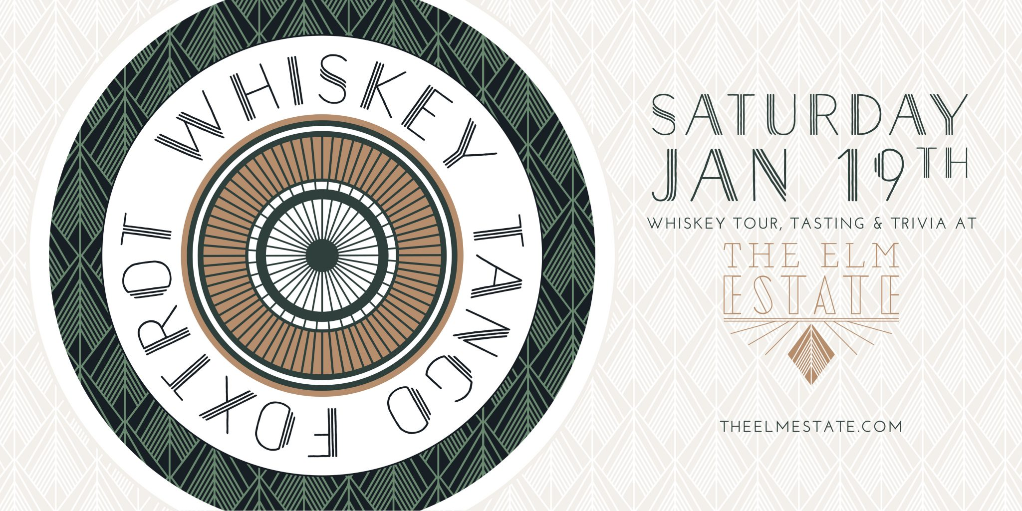 Join us for Whiskey Tango Foxtrot!
