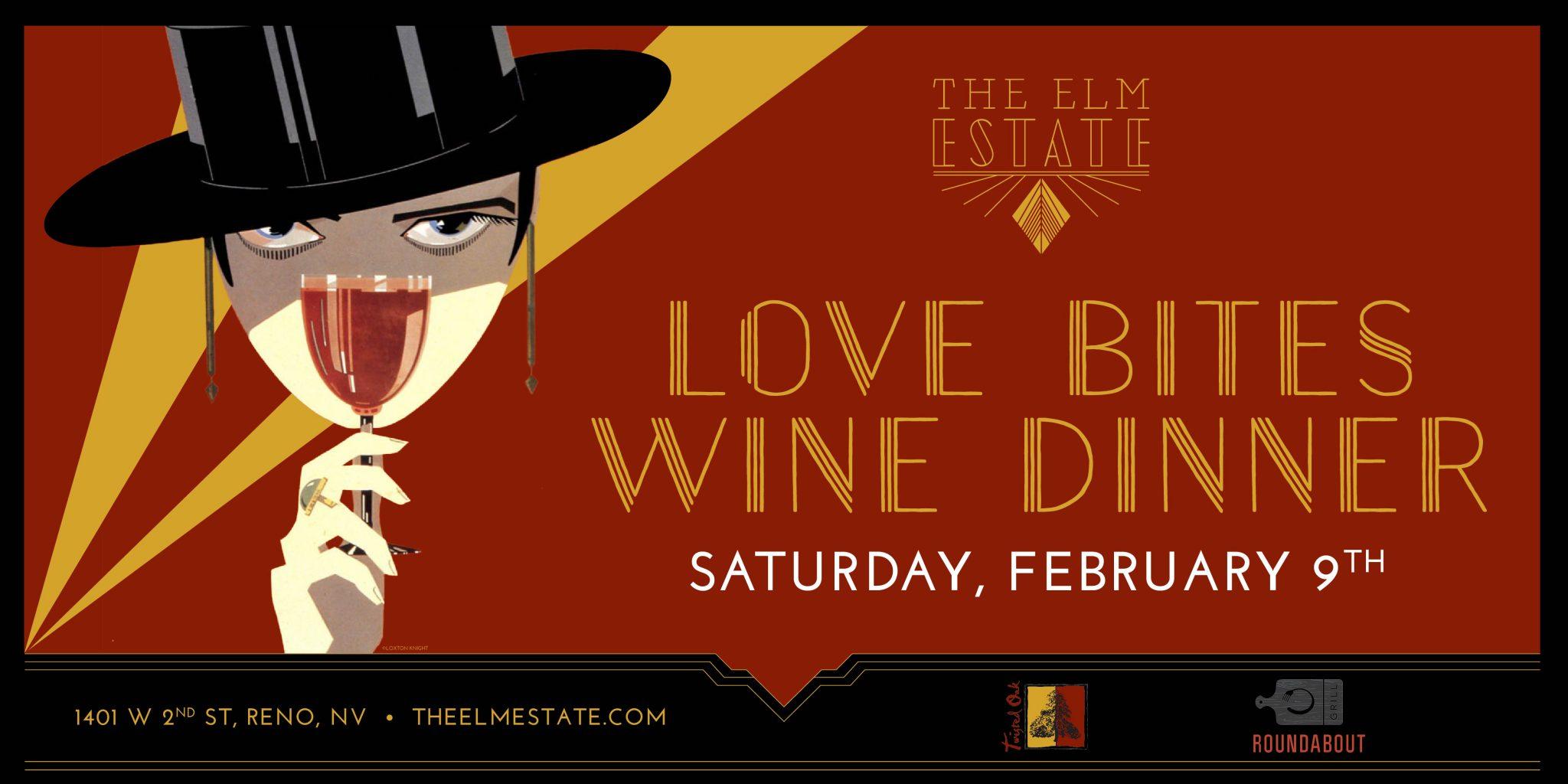 Love Bites – so let's just drink some wine!