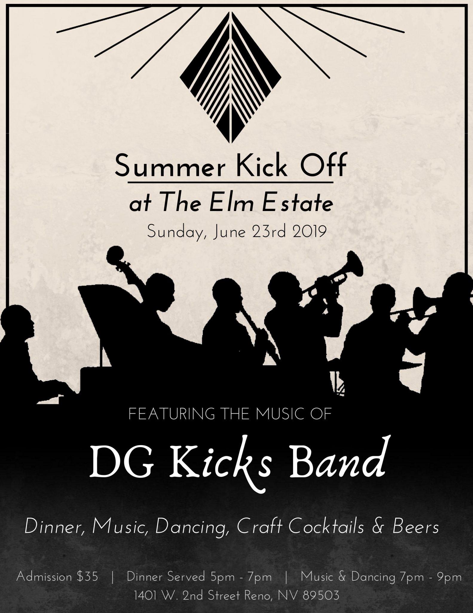Summer Kickoff Concert!